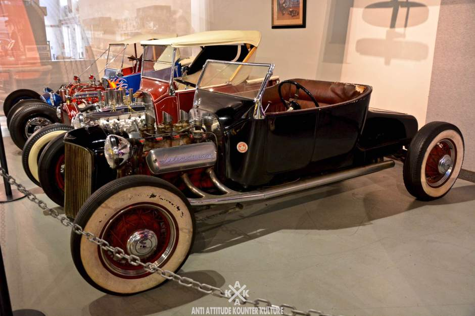 Drag Race in the Cemetery: NHRA Motorsports Museum – Anti Attitude
